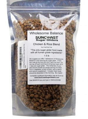 Wholesome Balance 1.5 Pound Bag