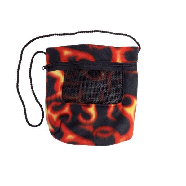 Flames Bonding Pouch