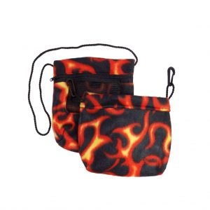 Flames Pouch Combo