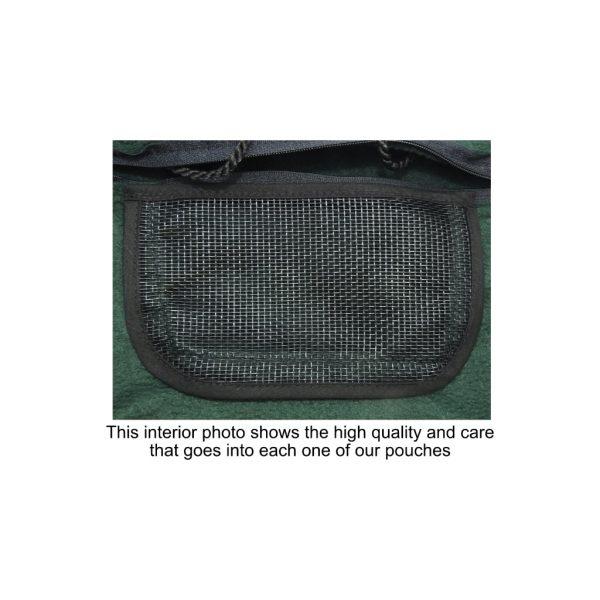 Green Pouch Inside