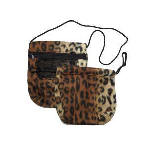 Leopard Pouch Combo