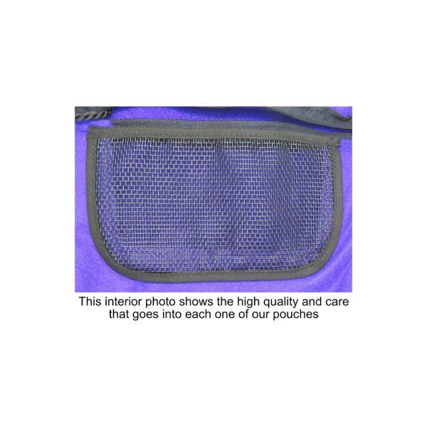 Purple Pouch Inside