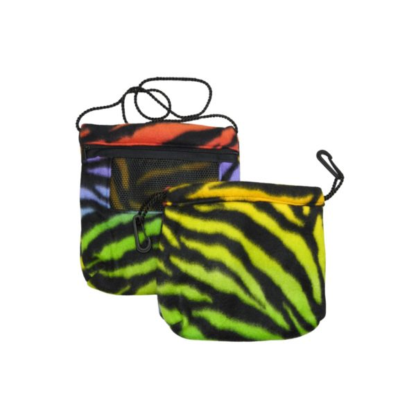 Rainbow Tiger Pouch Combo