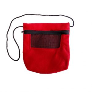 Red Bonding Pouch