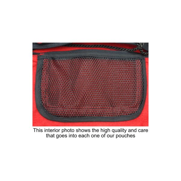 Red Pouch Inside
