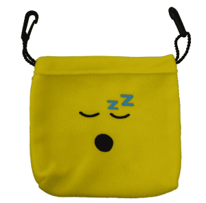 Sleepy Emoji Sleeping Pouch