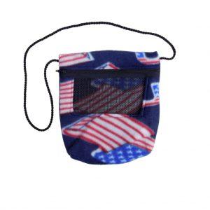 USA Flag Bonding Pouch