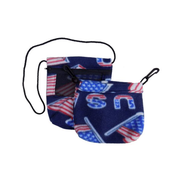 USA Flag Pouch Combo