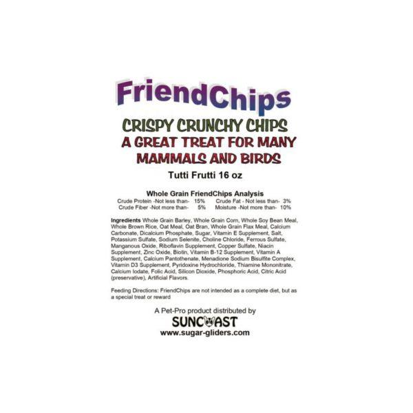 FriendChips Label
