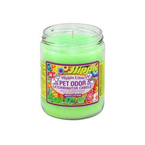 Hippie Love Candle