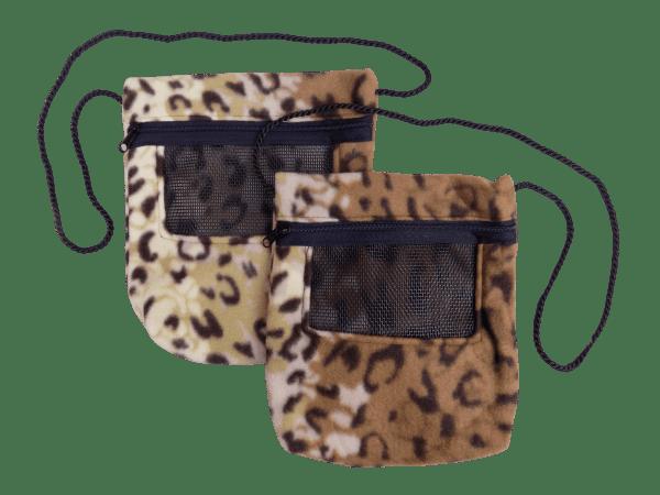 two bonding pouches