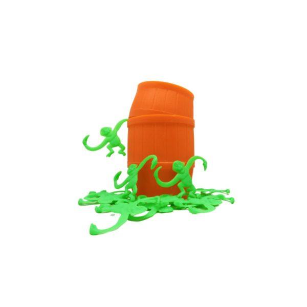 Orange Monkey Keg