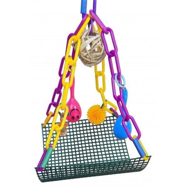 Rockin Maraca Swing & Jazzy Upside Down Swing