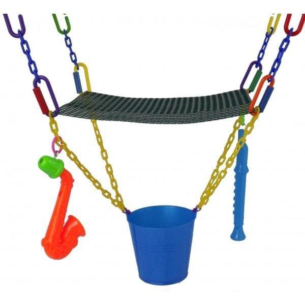 Jazzy Upside Down Swing
