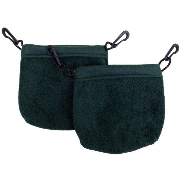 Two Sleeping Pouches: Green