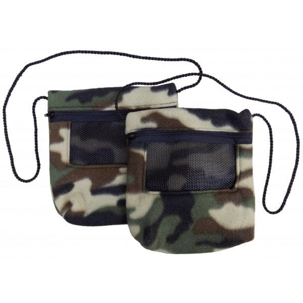 Two Bonding Pouches: Camouflage