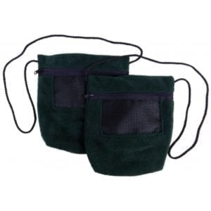 Two Bonding Pouches: Green