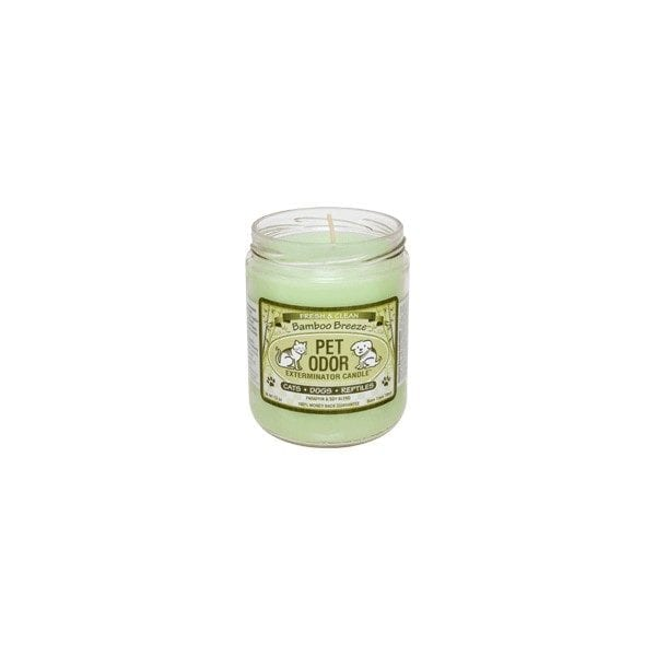 Candle - Odor Eliminator - Bamboo Breeze