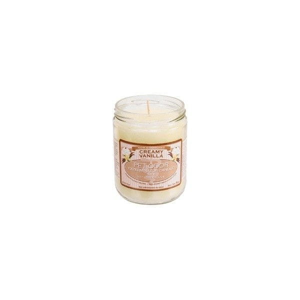 Candle - Odor Eliminator - Creamy Vanilla