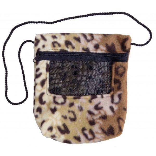Bonding/Sleeping Pouch Combo: Leopard