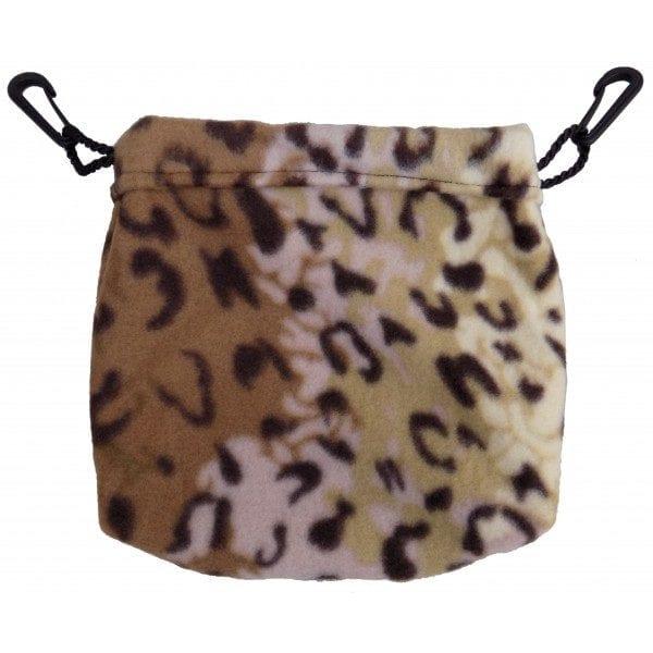 Sugar Glider Sleeping Pouch: Leopard