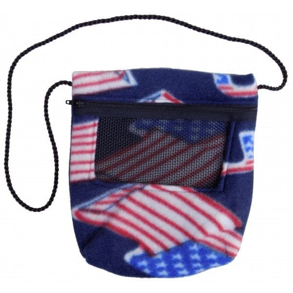 Bonding & Sleeping Pouch Combo: USA Flag